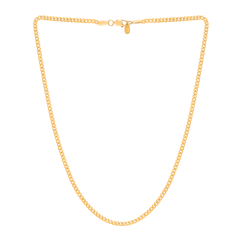 Cuban Link Chain - Gold - Marcozo