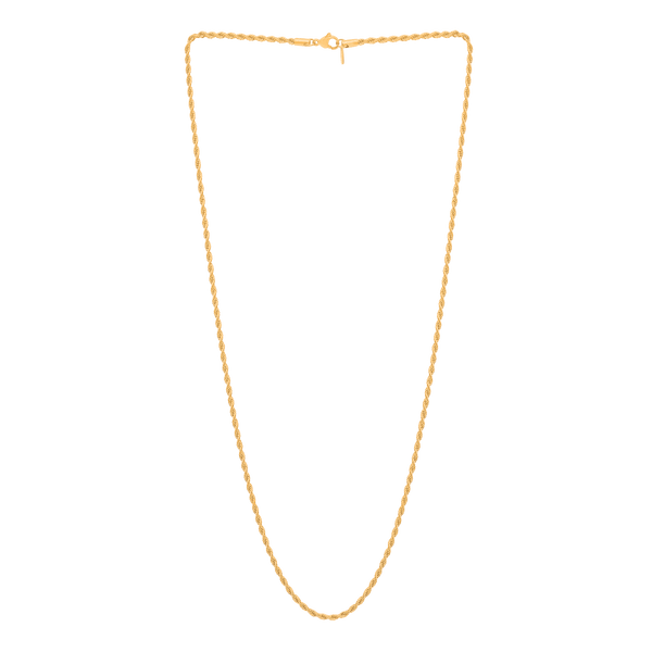 Rope Chain - Gold - Marcozo