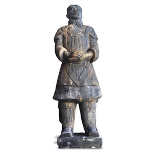 Standing Terracotta Warrior 80""