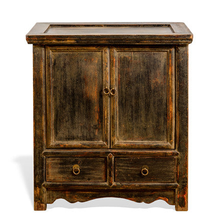 Distressed Nightstand #91105