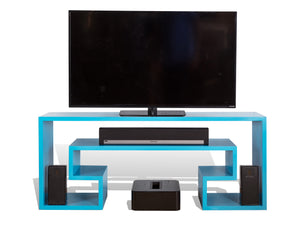 Blue Key TV Table