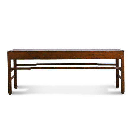 Distressed  Altar Table