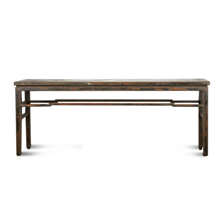 Distressed Long Table