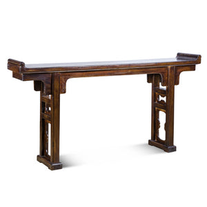 48 Walnut Altar Table