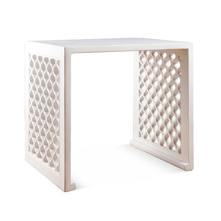 Lattice Side Table #50506