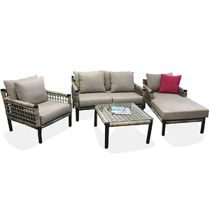 Sofa, Lounge , & Chair Outdoor Set