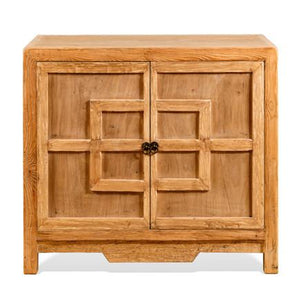 Natural Key Cabinet 2 Door