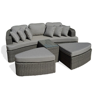 Outdoor Loveseat Set