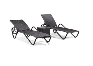 Outdoor  Stackable Lounger