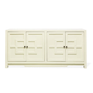 Key Cabinet 4 Door White