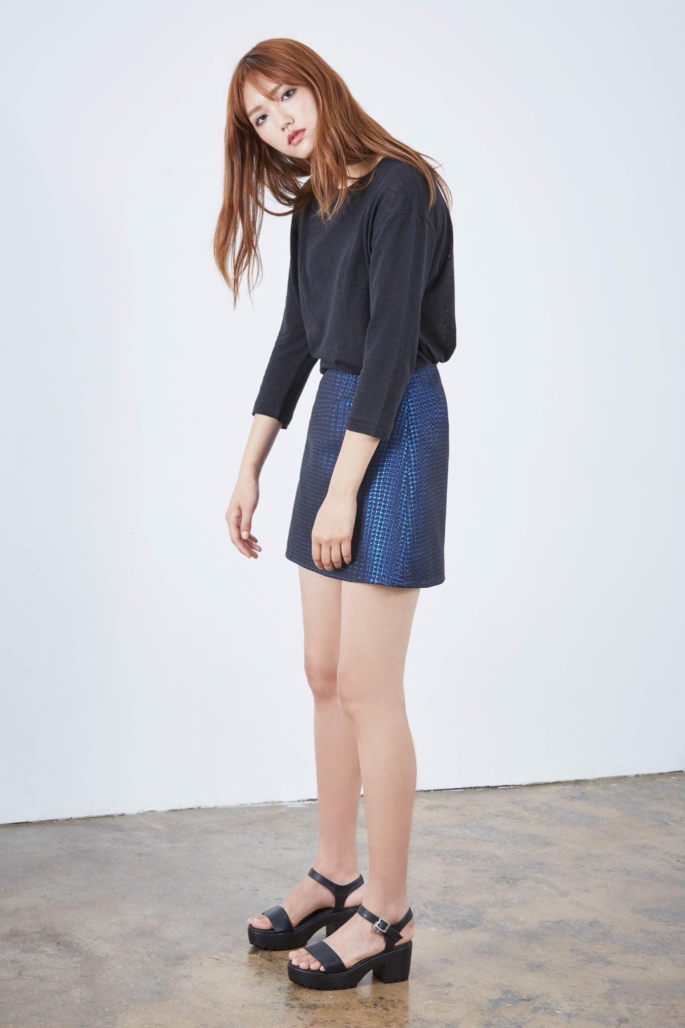 Night Daze skirt