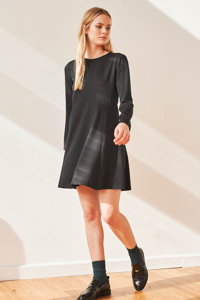 Oh-easy A-line dress