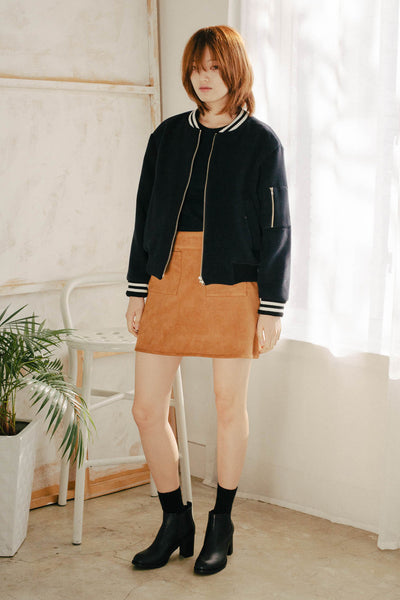 McGraw pocket skirt