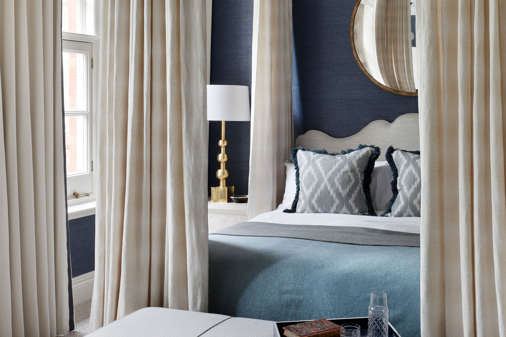 turner pocock headboard by ensemblier london
