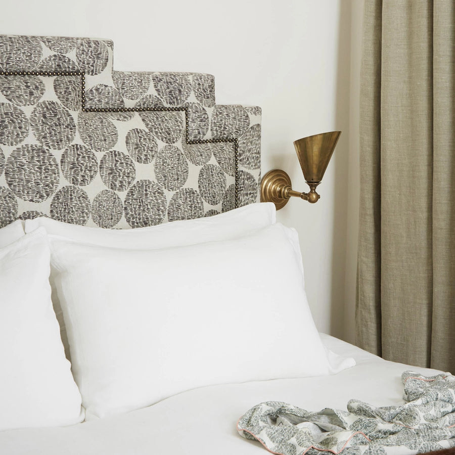 mitford headboard by ensemblier london