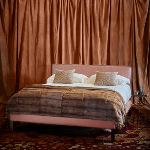 atherton bed by ensemblier london