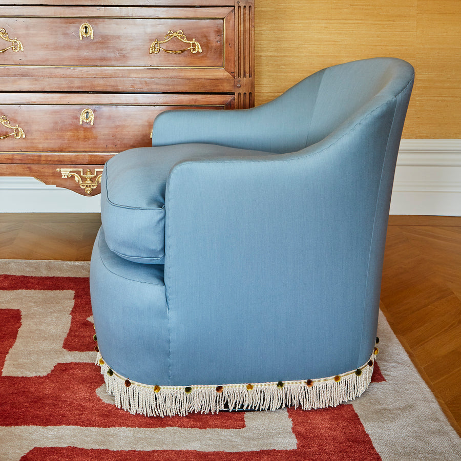 twisleton armchair by ensemblier london