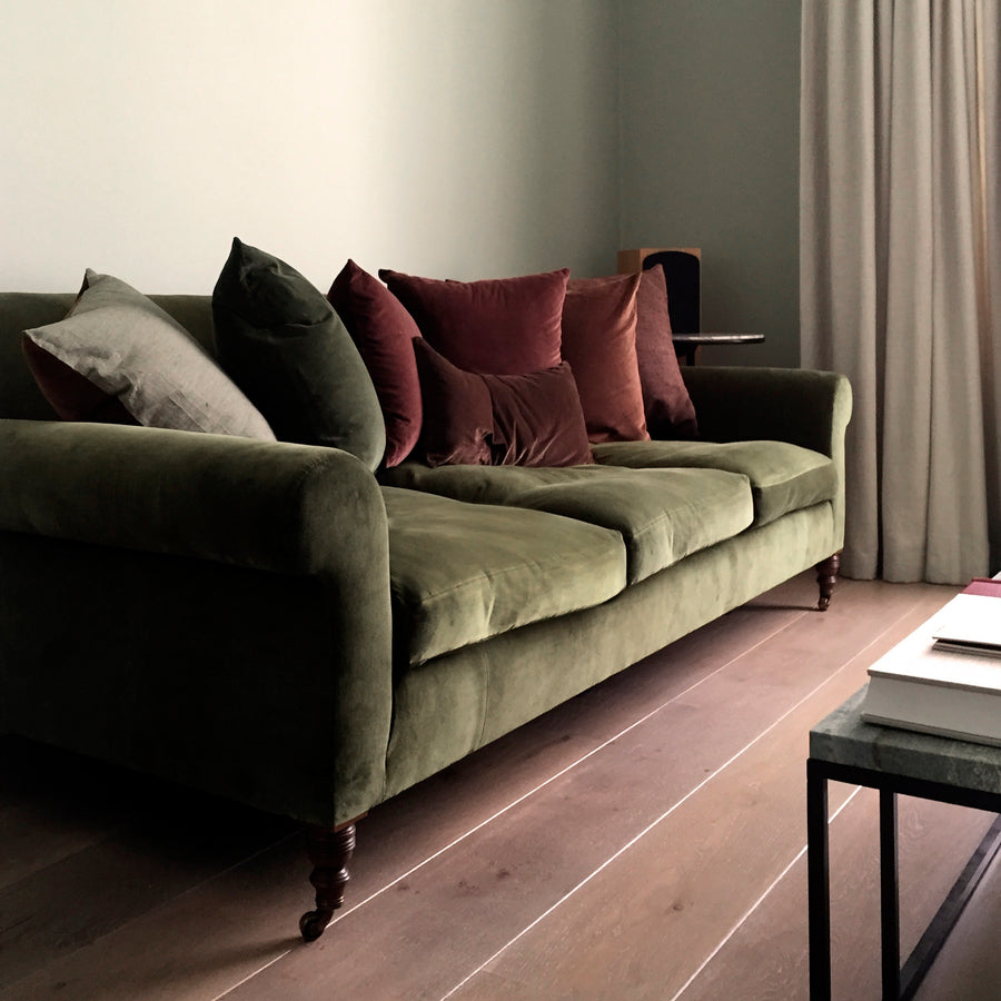 crichton sofa by ensemblier london