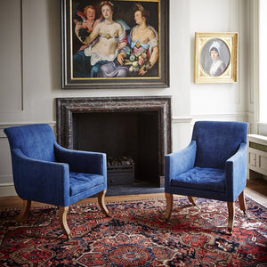 scimitar armchair ensemblier london
