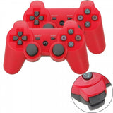 PS3 Playstation Wireless Bluetooth Game Controller Remote Black / Red / White / Gold / Blue / Pink