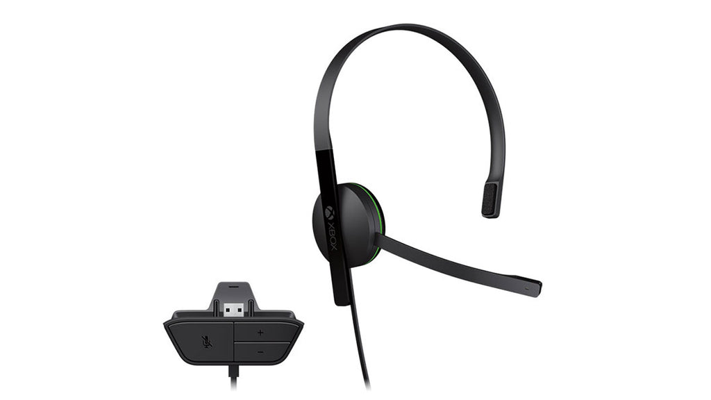 Microsoft Xbox One Chat Headset for console TV Windows 10