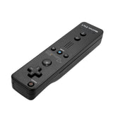 Althemax® Remote Plus Built-In Motion Plus Nunchuk Silicone Case for Wii - Black - Wii Accessories - Althemax - 4