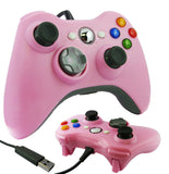 Wired Xbox 360 USB Game Pad Joysticks Controller For xBox 360 or PC Blue - XBox 360 Accessories - Althemax - 5