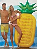 Althemax® Inflatable Pineapple Floating Rafts Bed For Swimming Pool Beach Toys / Pizza Slice - Floating Bed - Althemax - 3