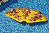 Althemax® Inflatable Pizza Slice Floating Rafts Bed For Swimming Pool Beach Toys Pizza / Pineapple - Floating Bed - Althemax - 5