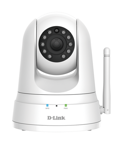 D-Link HD Pan & Tilt Wi-Fi Day/Night Camera DCS-5030L