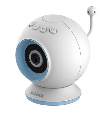 D-Link - EyeOn Wi-Fi Baby Moniter Camera 2 colors (Blue & Pink) DCS-825L