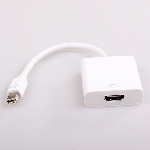 New Hot Mini DisplayPort to HDMI Adapter for Apple Macbook/Pro - Laptop Accessories - Althemax - 1