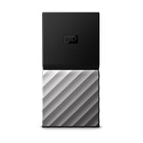 "Western Digital My Passport Ultra 2.5"" External Backup Hard Drive USB 3.0 1TB / 2TB / 4TB (1TB White & Gold)"