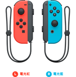 Nintendo Switch Joy-Con (L/R) Wireless Controllers for Nintendo Switch - Neon Red/Neon Blue