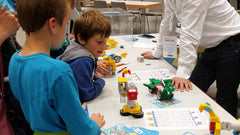 Tinkerbots beim Maker Faire Hannover