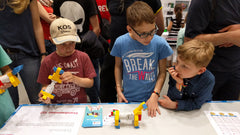 Tinkerbots Maker Faire Hannover