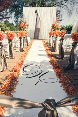 fall autumn wedding ideas