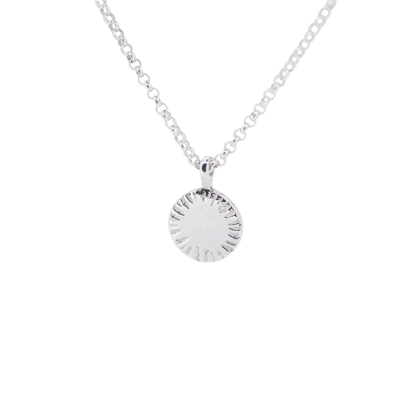 Muse Dial Necklace