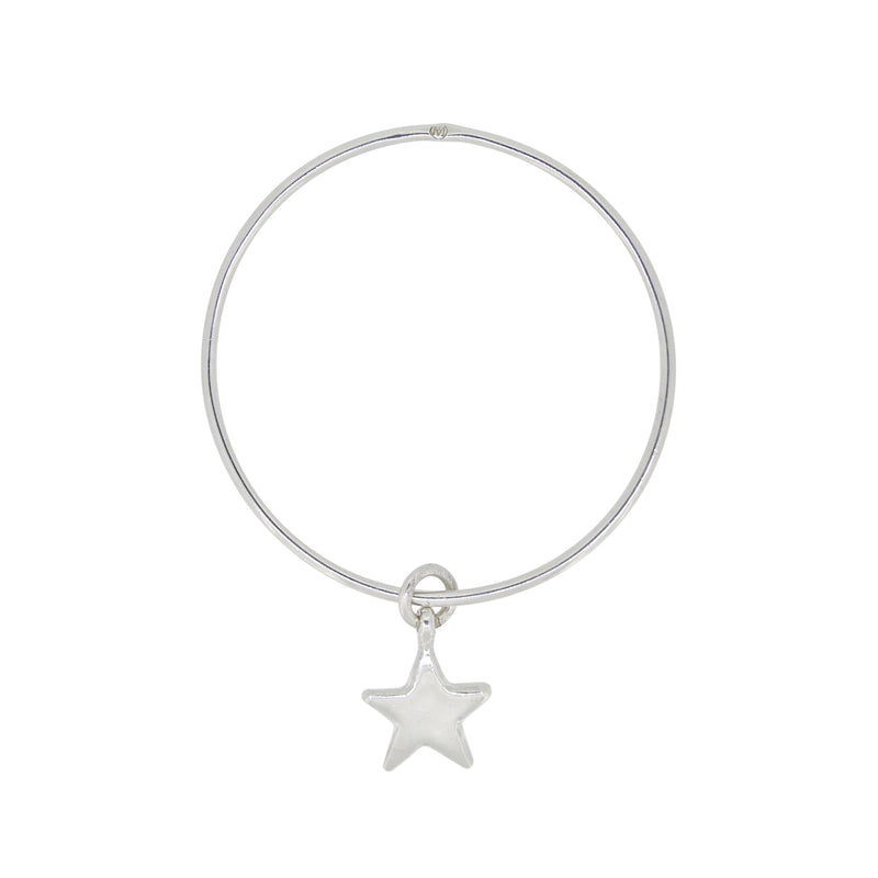 Medium Star Bangle
