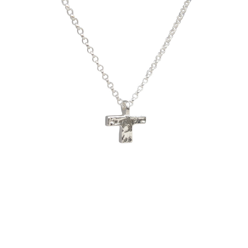 Men's Cross Bar Pendant
