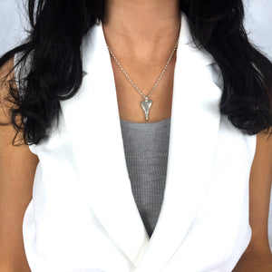 Natalie Heart Necklace