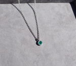 The Emerald Allure Necklace