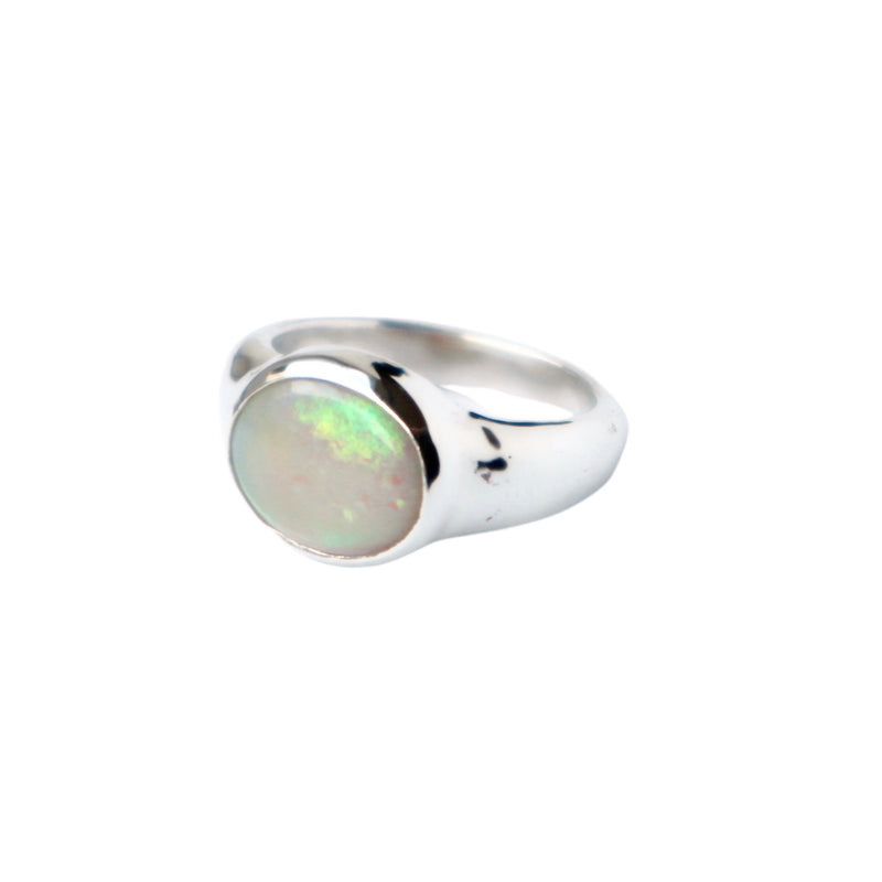 Opal Allure Ring