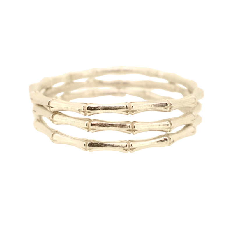 Gold Bamboo Stack