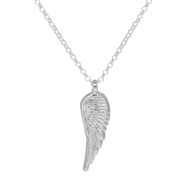 Large Angel Wing Pendant