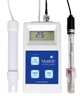 Bluelab Combo Meter™ - Grey & Green Growshop