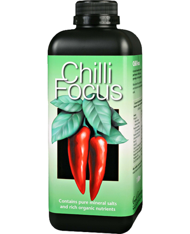 Chilli Focus - Grey & Green Growshop