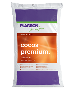 Cocos Preminum - Grey & Green Growshop