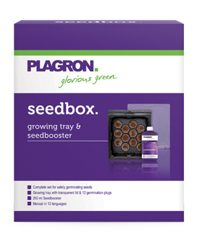 Seedbox - Grey & Green Growshop