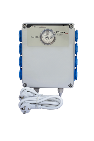 Timer box II 8 x 600 watt